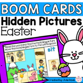 Easter CVC Words | Digital Game Boom Cards Distance Learning