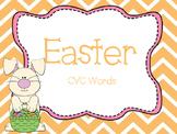 Easter CVC words