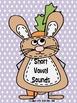 Easter CVC/CVCE Word Sort