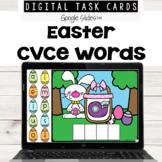 Easter CVCe (silent e) words for Google Slides™