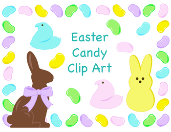 Easter Candy Clip Art