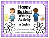 Easter Activities in English (Bundle)