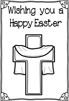 Easter Cards ~ Bible Religious Theme