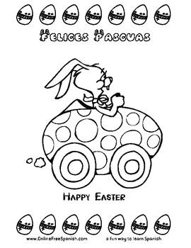 Easter Cards - Tarjetas de Pascua