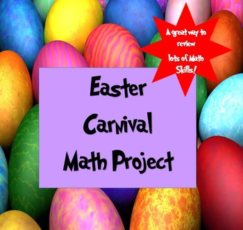 Easter Carnival Math Project