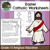 Easter Catholic Activities (Grade 1-3 Religious Education)
