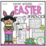 "Easter Center Activities ""No Prep"""