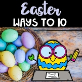Easter Center ~ Ways to Make 10