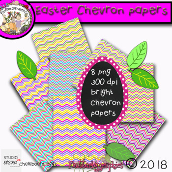 Easter Chevron papers