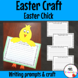 Easter Chick Writing Prompts and Craft