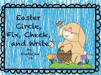 Easter Circle Fix