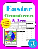 Easter Circumference and Area Activity