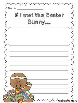 Easter Class Book - FREEBIE