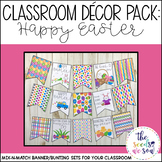 Easter Classroom Decorations