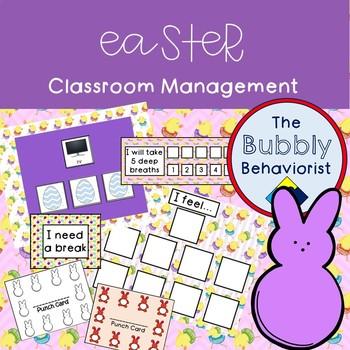Easter Classroom Management Bundle