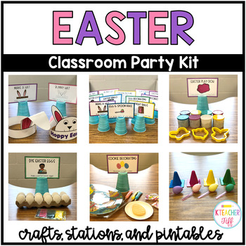 Easter Classroom Party Kit
