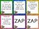 Easter Clauses Task Cards and ZAP!