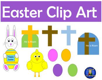 Clip Art - Easter