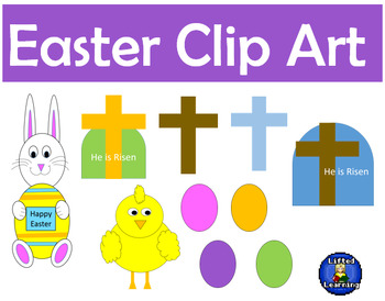 FREE Clip Art: Easter