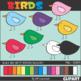 Easter Clip Art Bundle 2 Rainbow Set