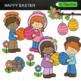 Easter Clip Art Bundle