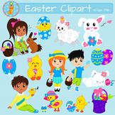 Easter Clipart Easter Egg Hunt
