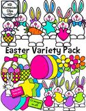 Easter Clip Art Variety Pack