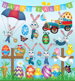 Easter Clipart 2