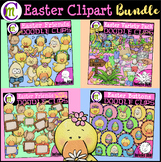 Easter Clipart BUNDLE