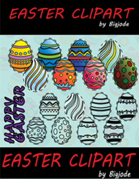 Easter Clipart Collection