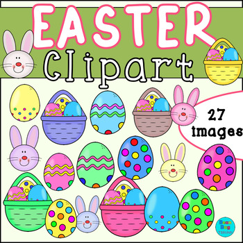 Easter Clipart | Commercial Use