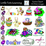 Easter Clipart Mini BUNDLE | Personal or Commercial Use