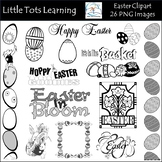 Easter Clipart | Personal or Commercial Use