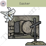 Easter Clipart Set (FREE)