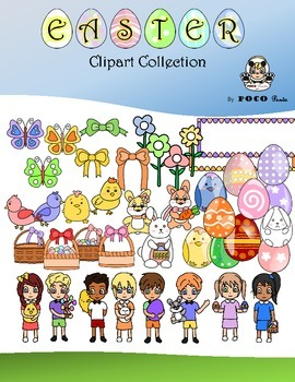 Easter Cliparts