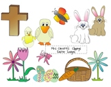 Easter Clippings