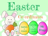 Easter Co-Ordinates Pack