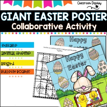 Easter Collaborative Poster-