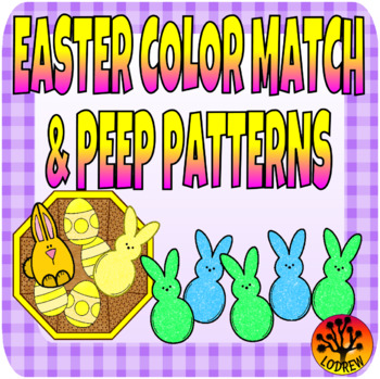 Easter Centers Color Match