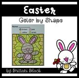 Easter- Color by Code