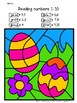 Easter Color by Code {Primary Skills}