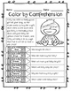 Easter (Color by Comprehension Stories and Questions) - 10 Stories