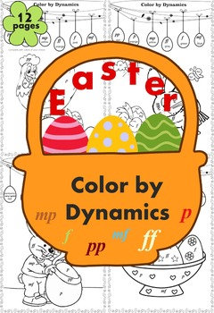 Easter: Color by Dynamics.