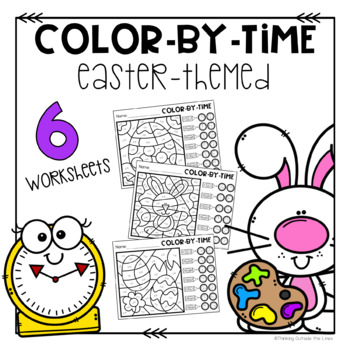 Easter Color-by-Time