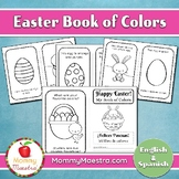 Easter Book of Colors in Spanish & English