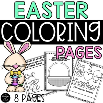27 Amazing Easter Animals Coloring Pages. Fabulous Coloring Pages To ...