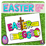 Easter Coloring Pages - Christian - Religious