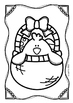 Easter Coloring Pages - Freebie