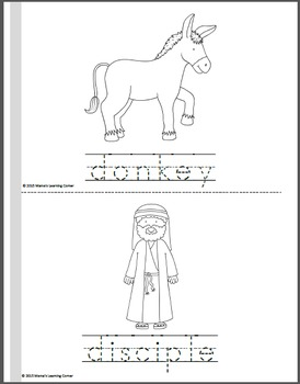 Christian Easter Coloring Pages - He is Risen!