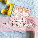 Easter Coloring Pages by Taracotta Sunrise